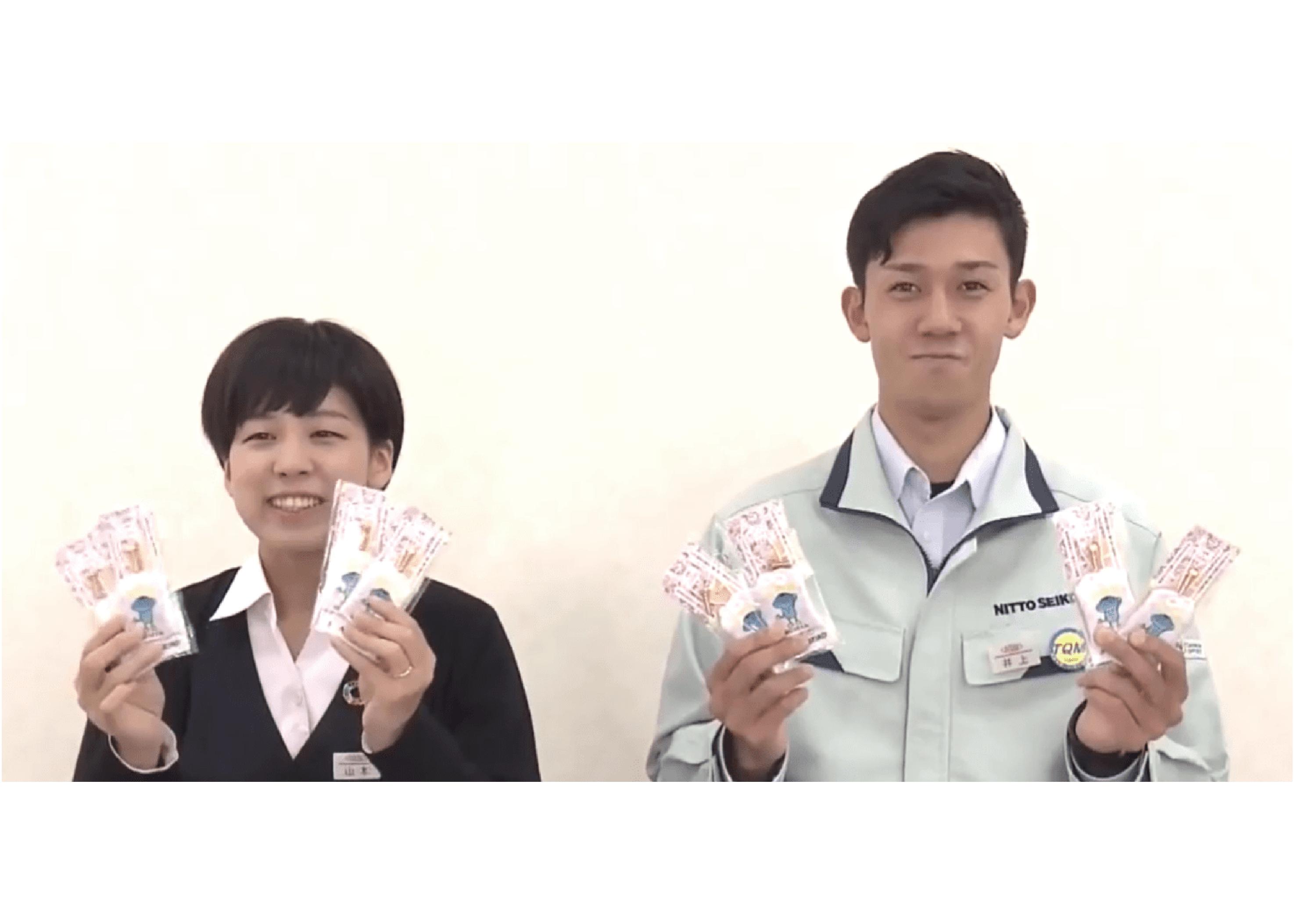 【テレビ放送】受験生応援ねじプレゼントキャンペーン