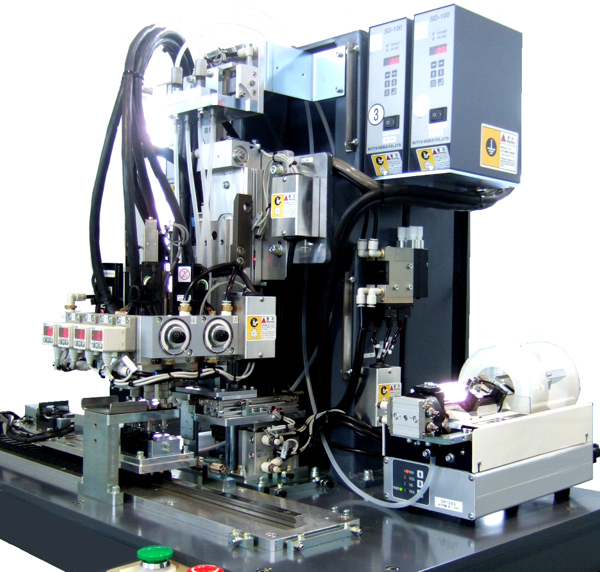 Fm5000 (automatic Assembly Machine|multi Spindle Screw